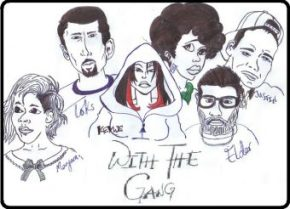 With The Gang by Muyiwa Fadare – #16