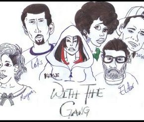 With The Gang by Muyiwa Fadare – #23