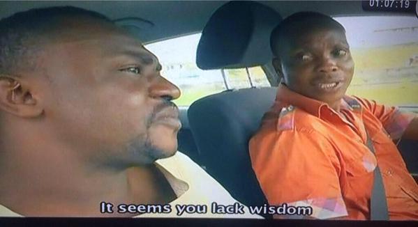 lack wisdom